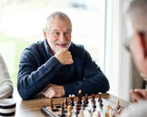 Seniors-Playing-Chess